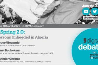 TRT World Forum - Digital Debates